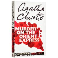 英文原版 � 方快��\��案英文版英�Z原著�M口��籍 Murder On The Orient Express 正版阿加莎��