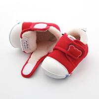 宝宝鞋子0-1-2-3岁学步鞋男童鞋女童软底小童春秋布鞋机能鞋单鞋