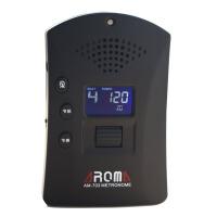 AROMA阿诺玛电子人声节拍器乐器通用节拍器人声数拍通用AM-703