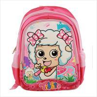 喜羊羊与灰太狼小学生书包 儿童双肩背小学书包(蓝粉 男款女款可选)XJ0164C