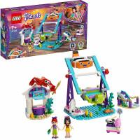 【当当自营】LEGO乐高积木好朋友Friends系列41337 7岁+游乐场奇趣海龟翻转车