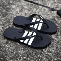 个性人字拖鞋夏季新款英伦学生潮拖防滑情侣夹脚沙滩鞋男时尚凉拖