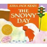 【中商原版】下雪天 The Snowy Day 英文原版 艾兹拉杰克季兹 EzraJackKeats Puffin