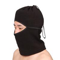 抓绒保暖帽 CS飞虎面罩 围脖 防风面罩 骑行面具护耳