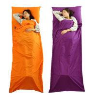户外旅行轻巧旅行睡袋内胆 宾馆隔脏睡袋便携成人睡袋