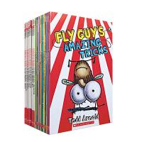 顺丰发货 Fly Guy 苍蝇小子27册平装套装 Tedd Arnold 荣获2006年美美国图书馆协会奖 淘气的画风