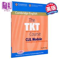 【中商原版】剑桥教师资格证TKT考试 CLIL模块 英文原版 The TKT Course CLIL Module K