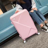行李箱小清新万向轮旅行箱登机箱20寸韩版子母箱男女潮26寸拉杆箱24寸