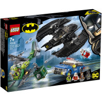 【当当自营】LEGO乐高积木超级英雄系列76120 蝙蝠侠之谜语人大劫案
