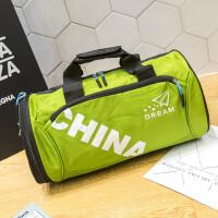 茉蒂菲莉 旅行包 新款时尚旅行包手提防水耐磨大容量户外行李袋健身包