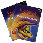 Journeys: Reader's Notebook Consumable Collection Grade 2