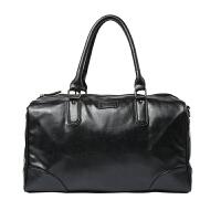 男士旅行包大容量健身手提包短途韩版商务出差单肩行李包袋潮 大