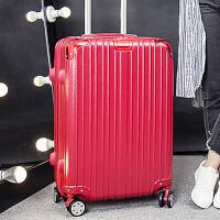 行李箱女旅行箱24寸万向轮拉杆箱26寸密码箱20寸登机箱男28寸大箱子HY-178金属包角 20寸 可登机