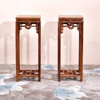 家具木花架中式实木仿古盆景架花几客厅置物架