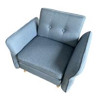 三人沙发床布艺小户型北欧家具现代简约客厅整装沙发 1.8米-2米