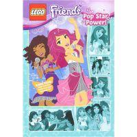 乐高 Lego Friends: Pop Star Power (Graphic Novel #3),Lego Fri