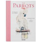Edward Lear: The Parrots 爱德华李尔 鹦鹉艺术绘画作品集 TASCHEN英文原版