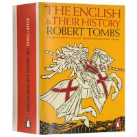 现货正版 英国人和他们的历史 英文原版 The English and Their History 英国史 全英文版进