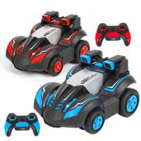 【限时抢】童励遥控汽车玩具男孩充电遥控车四驱特技漂移越野耐摔6789岁儿童