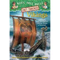 神奇树屋 英文原版 Magic Tree House Fact Tracker #33: Vikings,Magic T