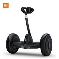 小米(MI)九号平衡车体感智能骑行遥控漂移代步电动九号平衡车超长续航黑色