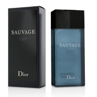 迪奥 Christian Dior 旷野男士香水沐浴露 �ㄠ� Sauvage 200ml