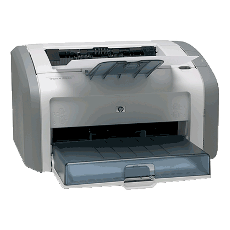 HP惠普 1020plus黑白激光打印机高速激光打印