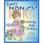 【预订】Fancy Nancy: Saturday Night Sleepover