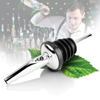 不锈钢酒嘴金属酒头创意调酒工具红酒瓶塞酒吧实用倒酒酒具s5u