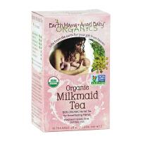 美国直邮 EARTH MAMA地球妈妈 天然有机催奶催乳茶下奶茶 16袋 海外购
