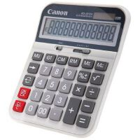 Canon佳能WS-2212H计算器大屏幕大号太阳能简约财务用计算机