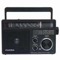 熊猫/PANDA T-09 三波段 USB插卡数码播放 交直流两用便携式收音机