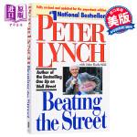 英文原版 Beating the Street 战胜华尔街 彼得・林奇 商业 经济