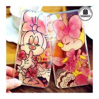 【包邮】智尚 米妮iphone6s手机壳透明苹果6plus外壳硅胶软壳4.7寸6s保
