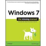 【预订】Windows 7: The Missing Manual