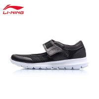 李宁跑步鞋女鞋2019新款eazGO跑鞋夏季轻便网面透气休闲运动鞋AREP012
