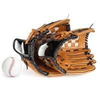 棒球套装捕手投手 加厚软款外野棒球手套子套装 内野投手手套 CX