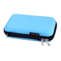 防水防震2.5英寸移动硬盘保护包多功能电源收纳包保护套数据线整理包旅行配件包