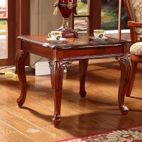 欧式茶几实木方几沙发边柜桌几边几角几电话几美式方几65/CM1.3米
