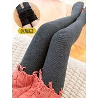 冬季宝宝儿童连裤袜打底袜子女童打底裤加绒秋冬外穿