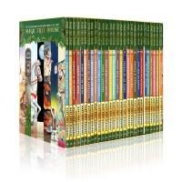 神奇树屋 英文原版 Magic Tree House 1-28 简单桥梁章节书 少儿童英语 送音频