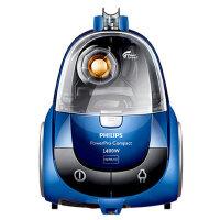 Philips/飞利浦 吸尘器家用强力手持式小型FC8471大功率除螨静音卧式无尘袋