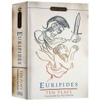 正版 Ten Plays Euripides Signet Classics 欧里庇得斯戏剧十部 英文原版名著文学小说