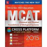 MCGRAW-HILL EDUCATION MCAT CHEMICAL AND 英文原版