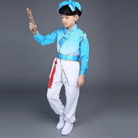 六一儿童节演出服儿童幼儿国学服装古装书童汉服三字经弟子规表演
