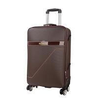 学生旅行箱男24寸26万向轮拉杆箱子皮箱密码箱帆布行李箱女