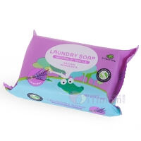 英国品牌小树苗 宝宝洗衣皂 婴儿洗衣皂 香皂天然抗菌尿布皂3连包