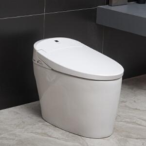 【每满100减50元】JOMOO九牧一体式智能马桶无水箱即热式全自动智能座便器Z1S300/500