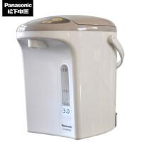 Panasonic/松下 NC-EN3000电热水瓶家用保温烧水壶 泡奶粉不锈钢