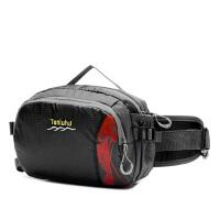 探路虎 tanluhu户外腰包防水运动多功能三用腰包单肩手提旅游胸包